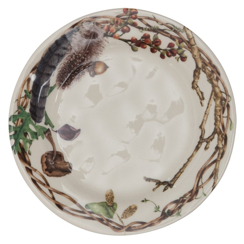 JULISKA: Forest Walk Party Plates Set/4
