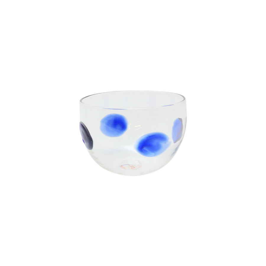 VIETRI: Drop Blue Small Bowl