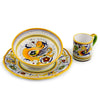 RAFFAELLESCO DELUXE: Pre Pack Dinner and Coupe Bowl and Mug