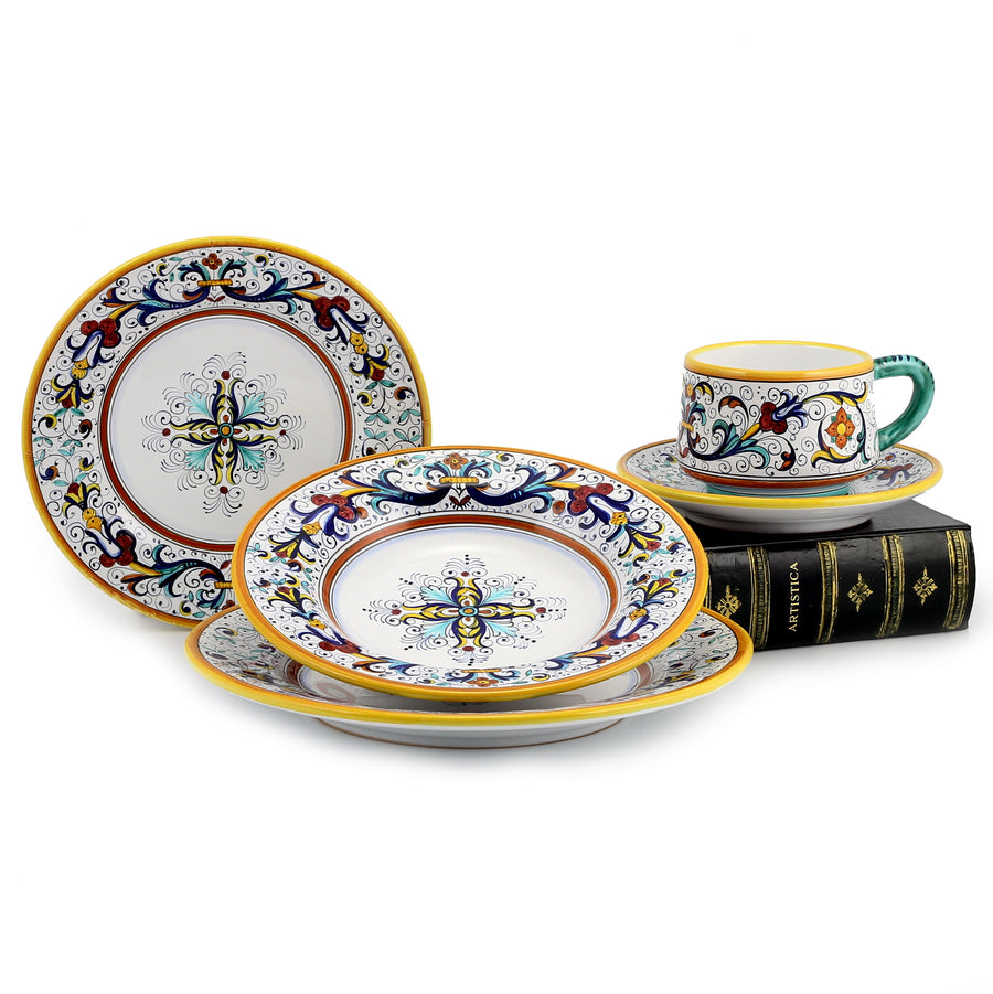 RICCO DERUTA: 5 Pieces Place Setting