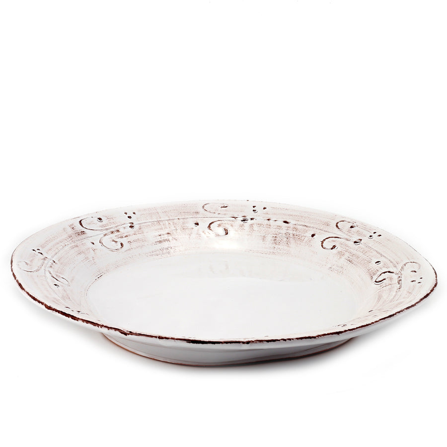 NATURA: Round Charger Platter [R]
