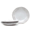 NATURA: Round Charger Platter (Bundle of 4 Pcs) [R]