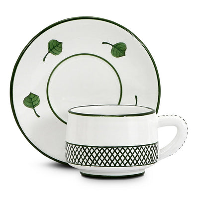 GIARDINO: Cup and Saucer Set [R]
