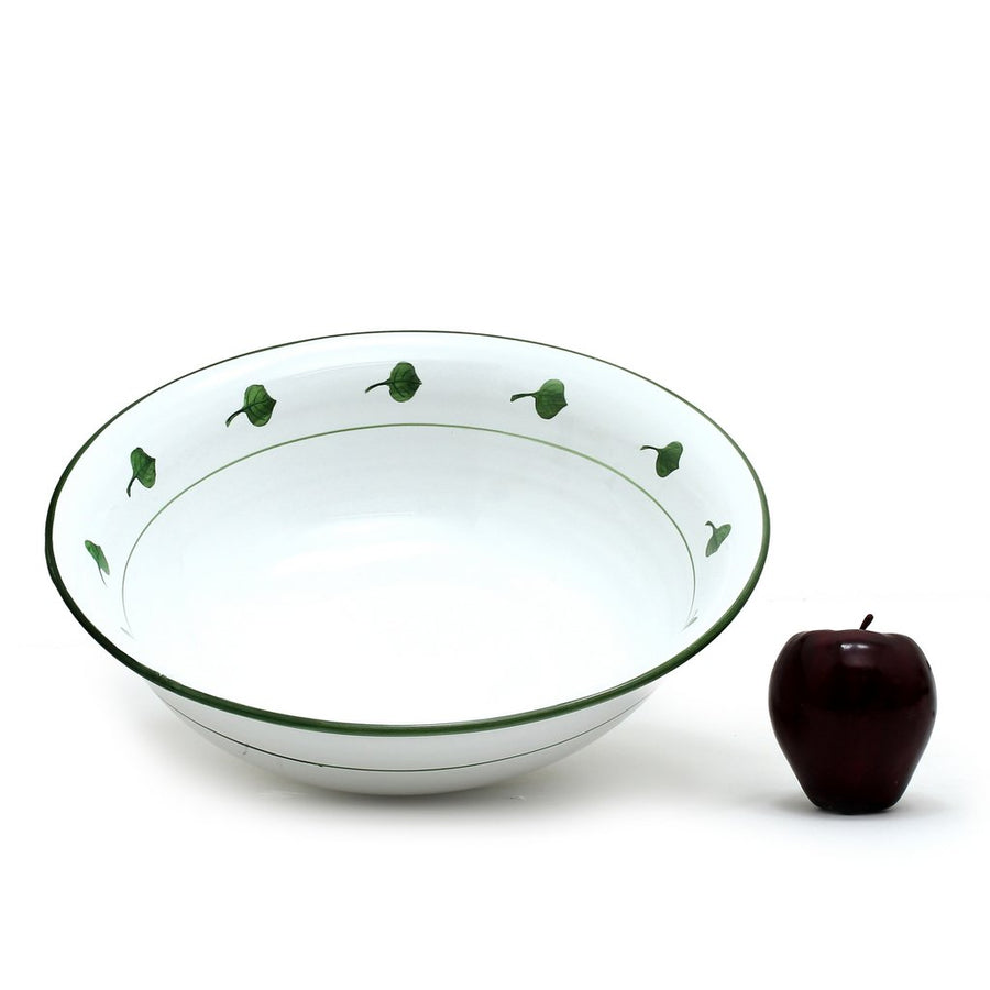 GIARDINO: Large Serving Pasta Salad Bowl [R]