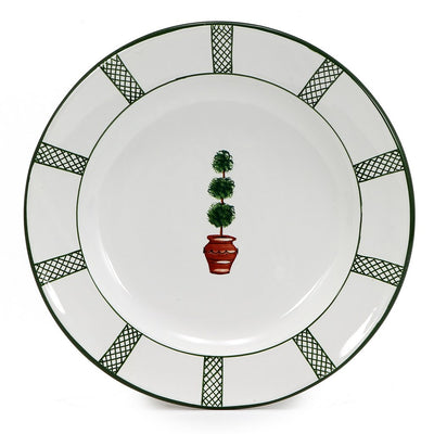 GIARDINO: Large Serving Charger Platter [R]