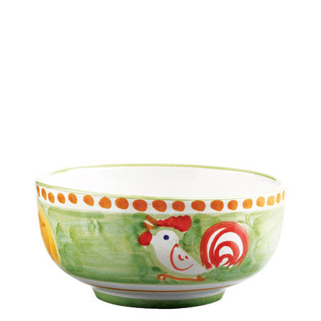 VIETRI: CAMPAGNA Gallina Cereal Soup Bowl
