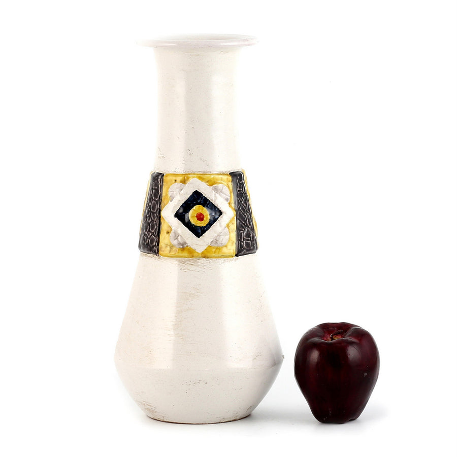SCAVO FOLK: Conic bottle vase (Medium)