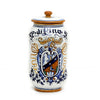 MAJOLICA: Tuscan Canister Sp Pino S (Pine tree Essences)