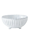 VIETRI: Incanto Stripe Footed Cereal Bowl