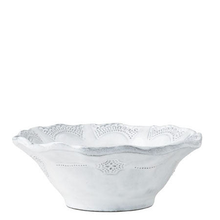 VIETRI: Incanto Lace Cereal Bowl