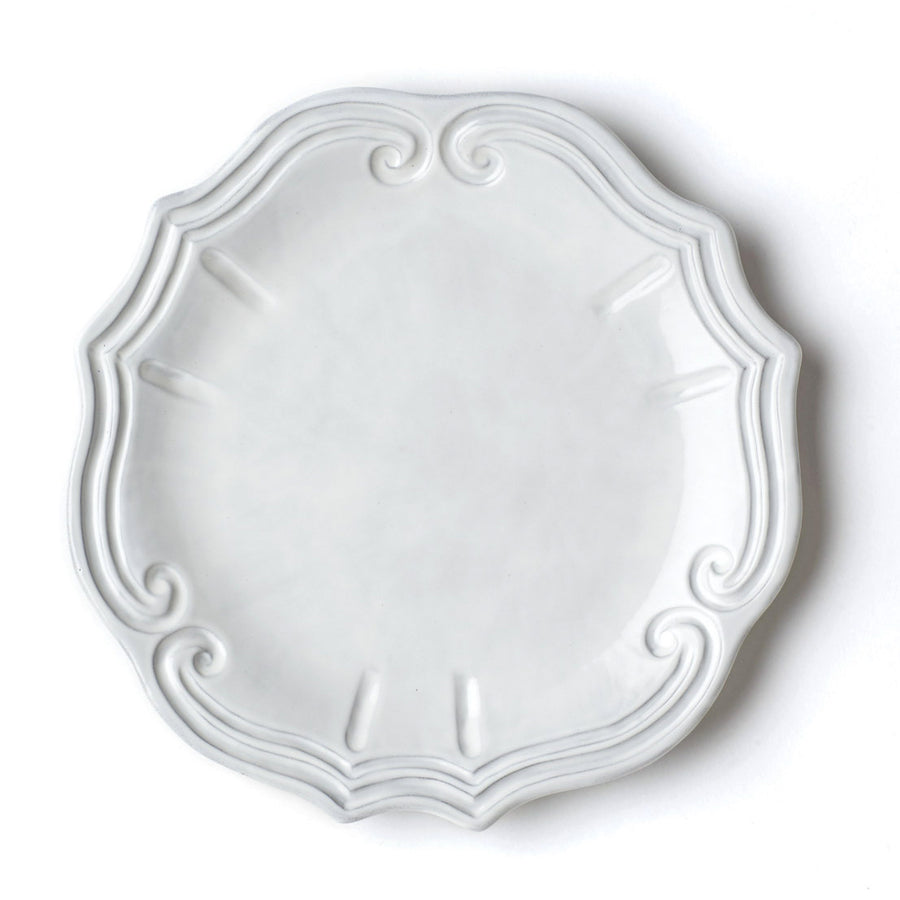VIETRI: Incanto Baroque European Dinner Plate (Set of 4)