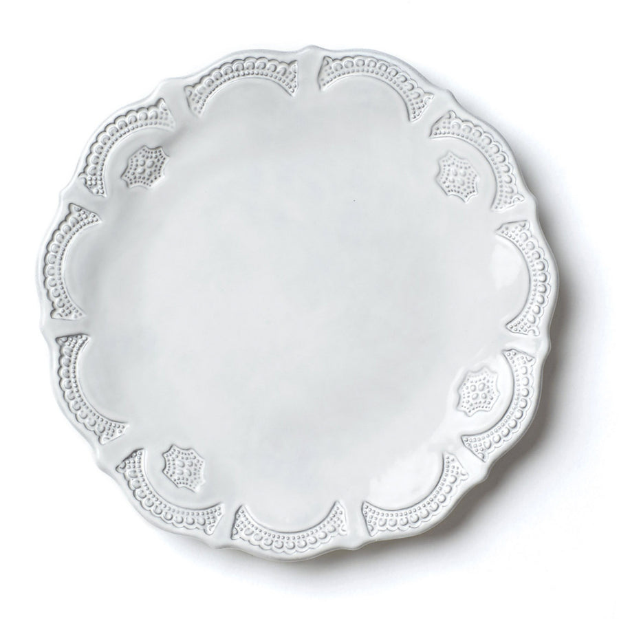 VIETRI: Incanto Lace European Dinner Plate