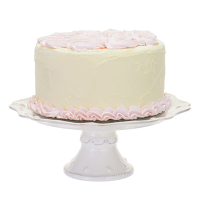 "JULISKA: Berry & Thread Whitewash 14"" Cake Stand"