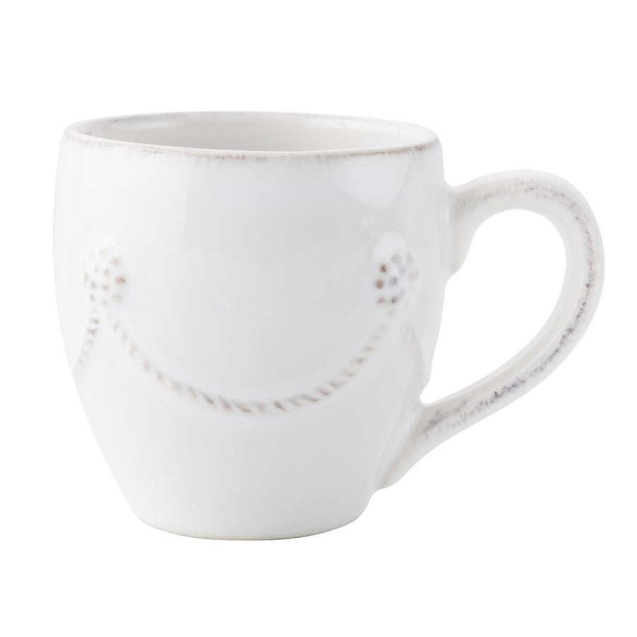 JULISKA: Berry & Thread Whitewash Demitasse Cup