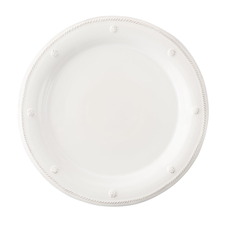 JULISKA: Berry & Thread Whitewash Dinner Plate