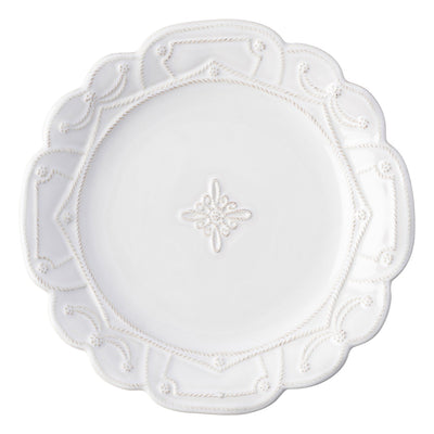 JULISKA: Jardins du Monde Whitewash Dinner Plate