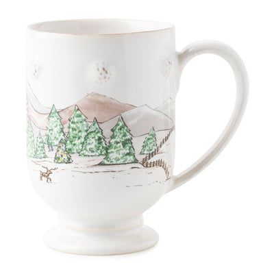 JULISKA: Berry & Thread North Pole Mug