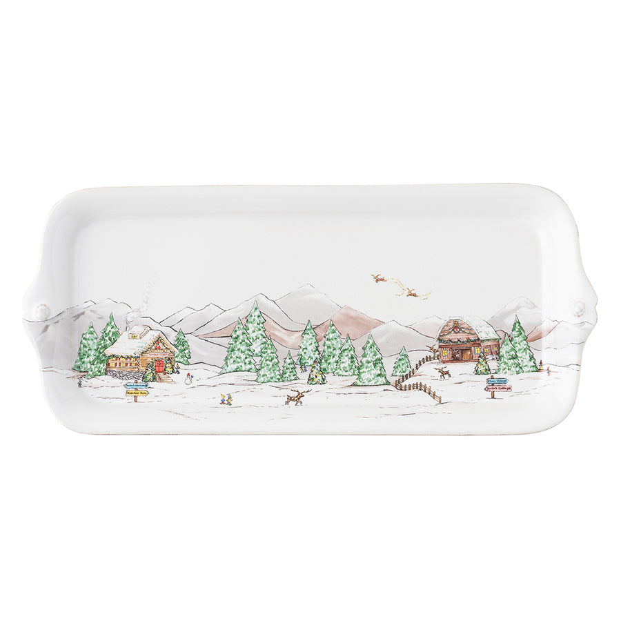 JULISKA: Berry & Thread North Pole Hostess Tray