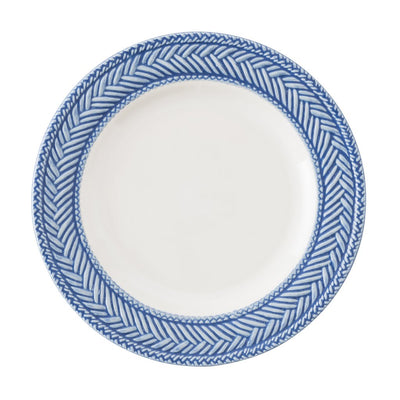 JULISKA: Le Panier White/Delft Side/Cocktail-Salad Plate