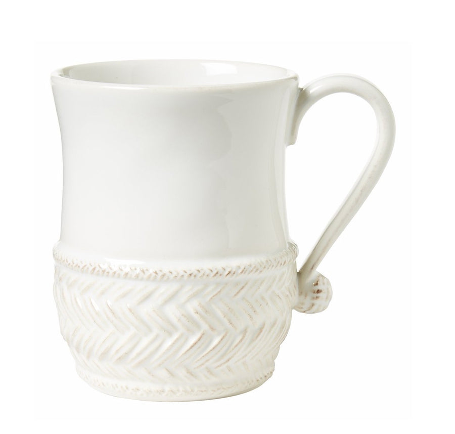 JULISKA: Le Panier Whitewash Mug