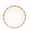 JULISKA: Classic Bamboo Natural Side/Cocktail-Salad Plate