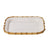"JULISKA: Classic Bamboo Natural 12"" Rectangular Platter"