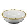 "JULISKA: Classic Bamboo Natural 11"" Serving Bowl"