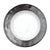 JULISKA: Emerson White/Pewter Pasta/Soup Bowl