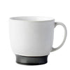 JULISKA: Emerson White/Pewter Cofftea Cup