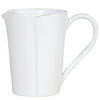 VIETRI: Lastra White Pitcher