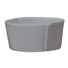 VIETRI: Lastra Gray Medium Serving Bowl