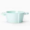 VIETRI: Lastra Aqua Small Handled Bowl