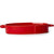 VIETRI: Lastra Red Handled Oval Baker