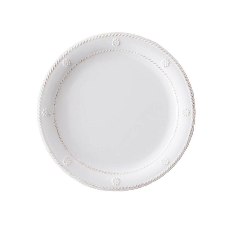 JULISKA: Berry & Thread Melamine Whitewash Dessert/Salad Plate