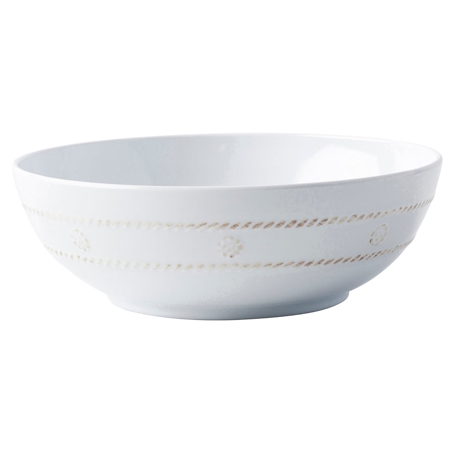 JULISKA: Berry & Thread Melamine Whitewash Coupe Bowl
