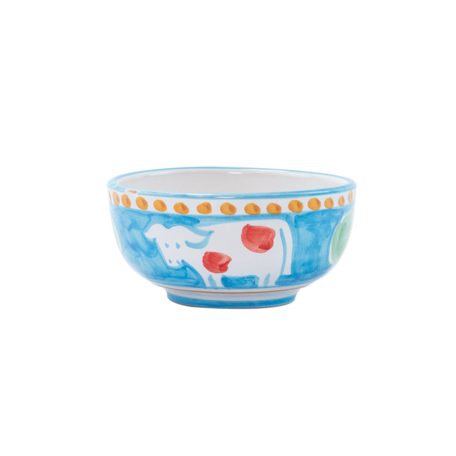 VIETRI: CAMPAGNA Mucca Cereal/Soup Bowl