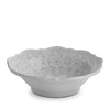 ARTE ITALICA: Merletto White Cereal Bowl