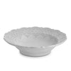 ARTE ITALICA: Merletto White Serving Bowl