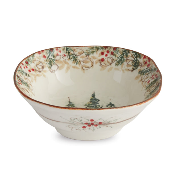 Natale Pasta/Cereal Bowl