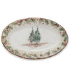 Natale Small Oval Tray