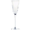 VIETRI: OPTICAL CLEAR Champagne Flute