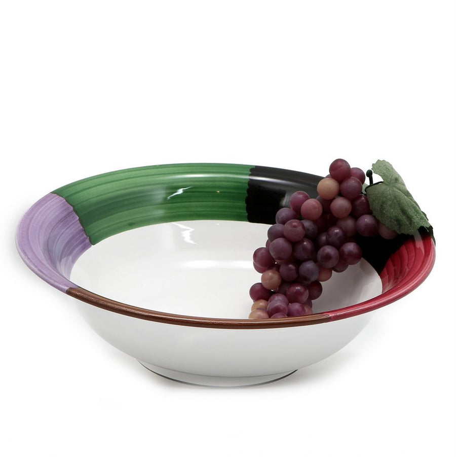 PANORAMA: Large Pasta/Salad Serving Bowl