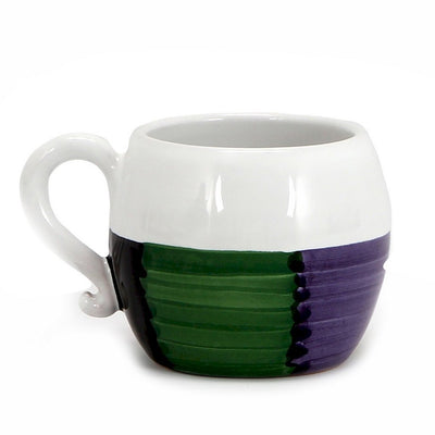 PANORAMA: Mug Barrel Shape (Bundle of 4 Pcs) [R]