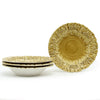 PERIGRAPPA: Rim Pasta Soup plate (Bundle of 4 Pcs) [R]
