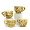 PERIGRAPPA: Coffee Cups - SET OF 4 [R]
