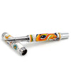 ART PEN: Artistica ROLLER BALL pen Ceramic Porcelain Raffaellesco Deruta design