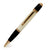 ART-PEN: Handcrafted Luxury Ball Point Pen - Gatsby Design - Gold with  Faux Ivory body