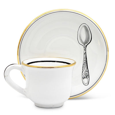 POSATA: Cup and Saucer Set [R]