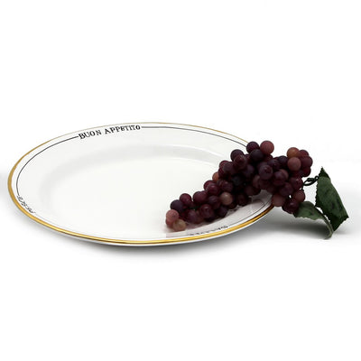 POSATA: Serving Oval Platter