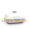 POSATA: Butter Dish with cover